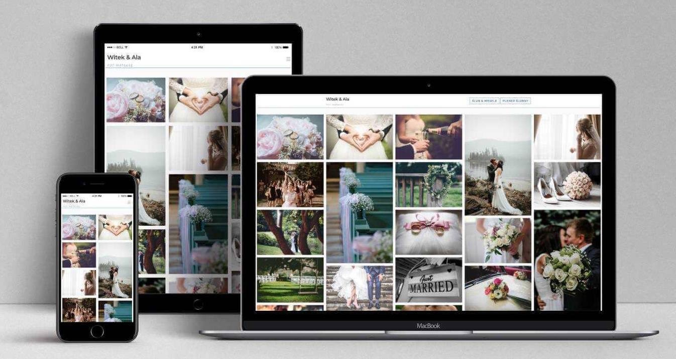 galeria zdjęć fotoprezenter